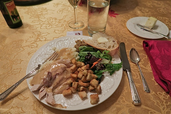 Tale of Two Thanksgivings 2016