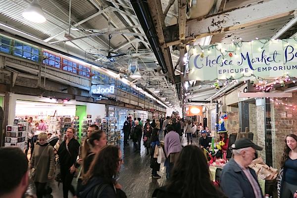 Chelsea Market Visit (NYC January 2016)