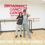 My First NYC Hip Hop Dance Class