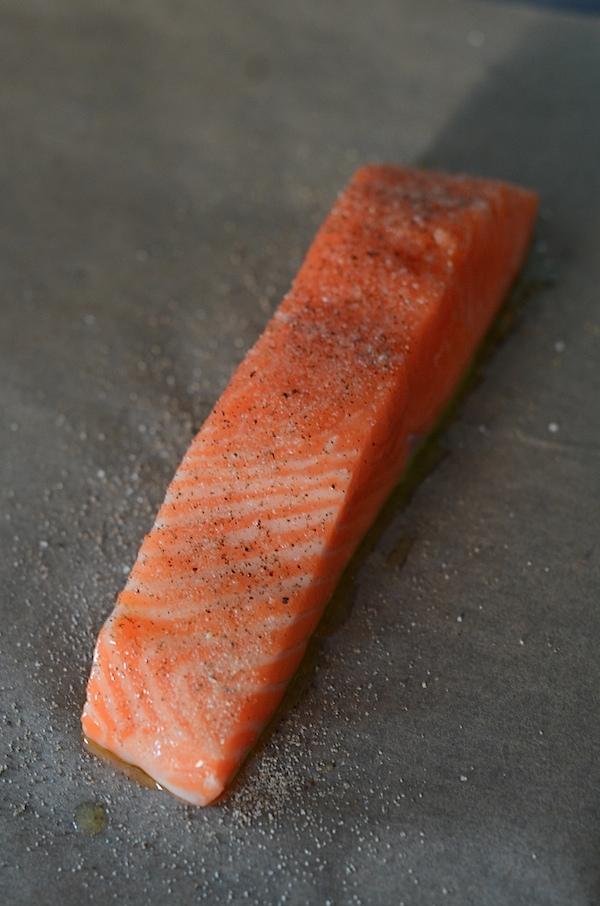 Lemon Baked Salmon Recipe