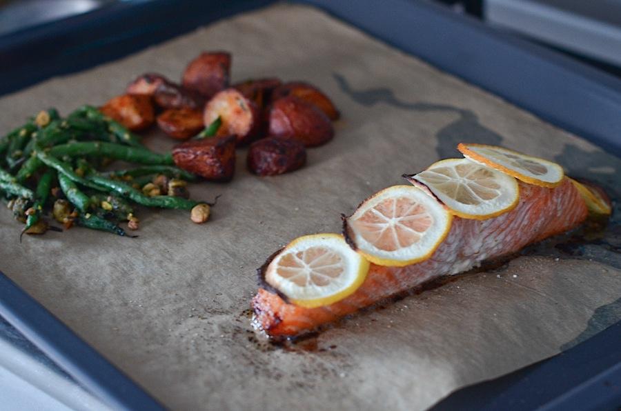 lemon salmon recipes - photo #40