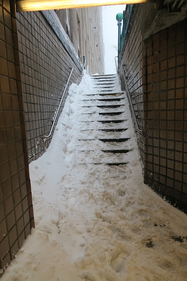 NYC Blizzard Photos 2016