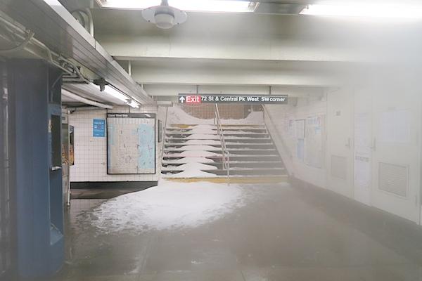 NYC Blizzard Photos 2016