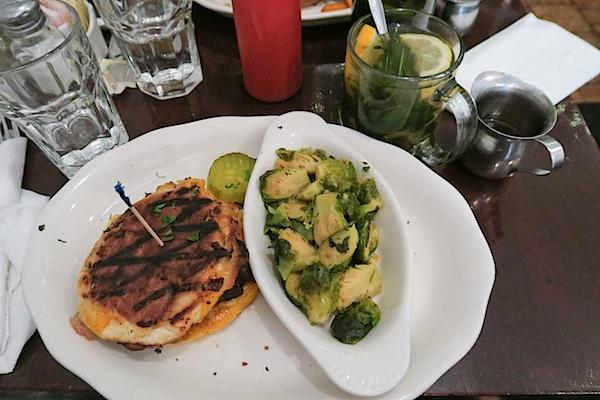 Lunch at Westville West Village NYC