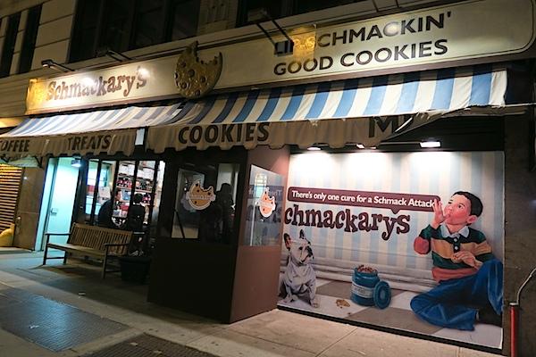 Schmackary's Cookies NYC