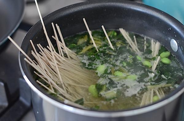 Quick Vegetable Noodle Stir Fry Recipe