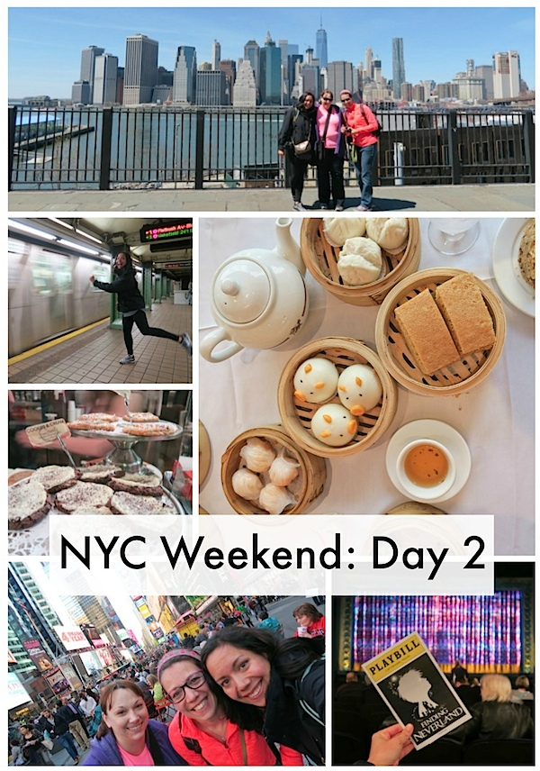 NYC Weekend with Friends: Day 2