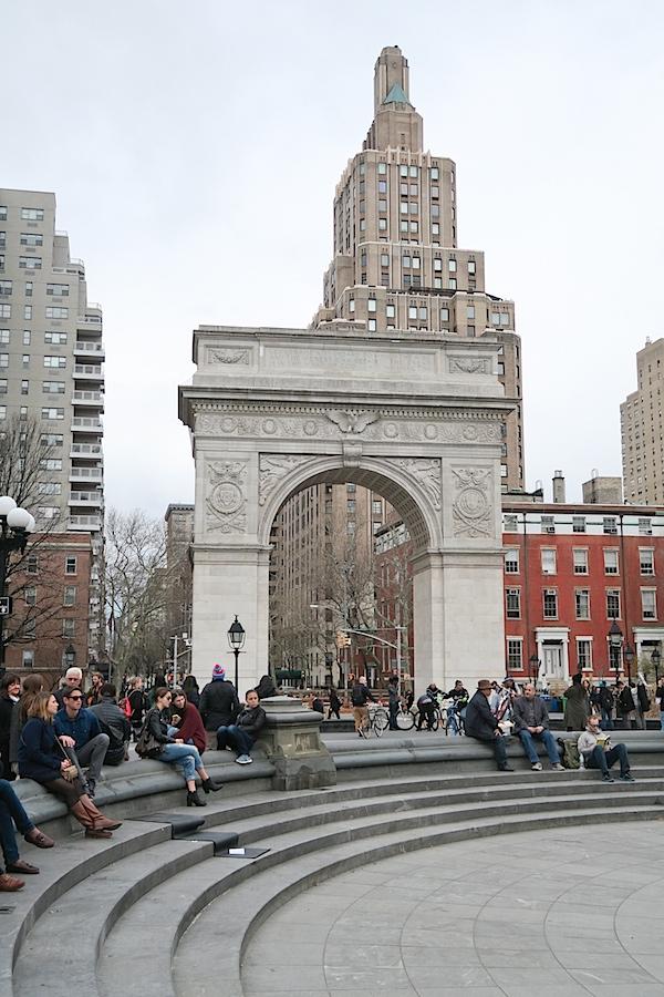 Megan's NYC Visit