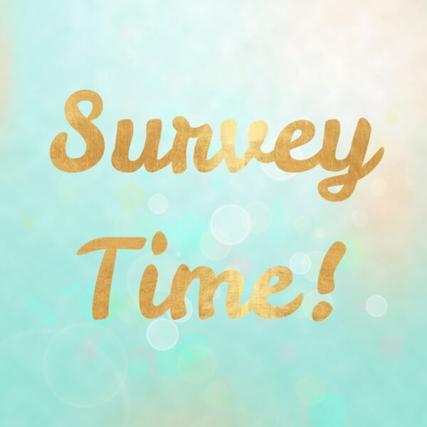Survey Time 2016