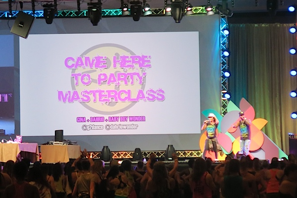 Zumba Convention 2016: Day 3 (Gina and Dahrio Master Class, King and Queen of Pop, Tropical Urban)