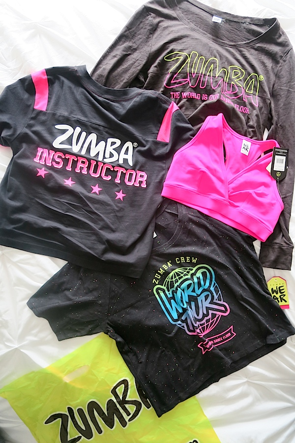 Zumba Convention 2016: Day 3 Continued (Zumba Prom, Swag Bag, and Zumbawear Haul)