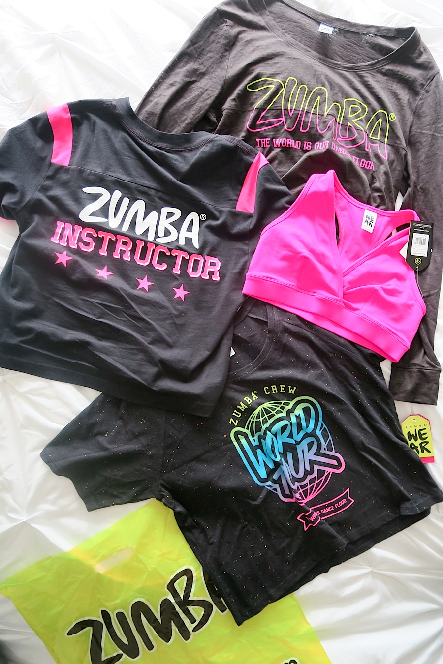 Zumba Convention 2016 Day 3 Continued Zumba Prom Swag