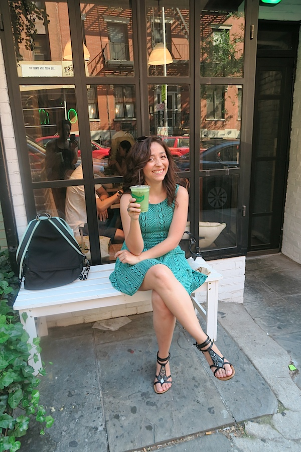 Buvette Brunch, MatchaBar Chelsea, and On Your Feet