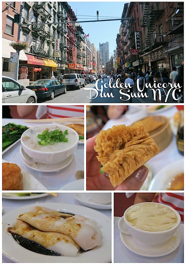 NYC Dim Sum, Boba Guys, and Phantom of the Opera