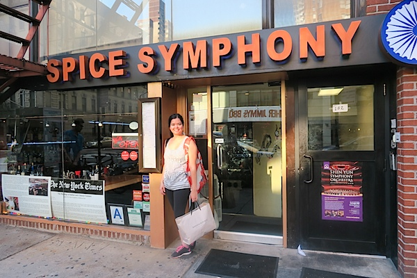 Spice Symphony and Tasty Hand-Pulled Noodles NYC (Sis Visit)