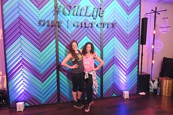 #GiltLife Fit Day