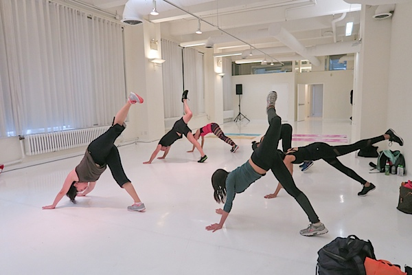Healthy Guru Event NYC