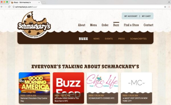 Schmackary's Buzz featuring The Chic Life