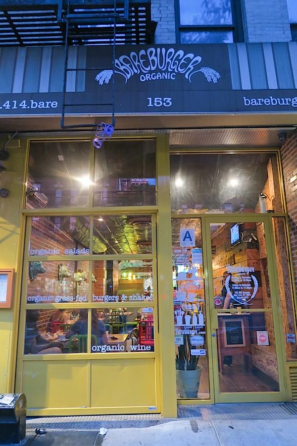 Dim Sum, Promenade, Matcha, Chelsea Market, and Bareburger NYC