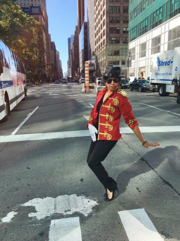 Michael Jackson Halloween 2016