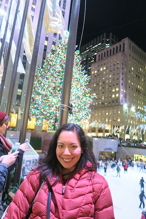 Christmas in NYC 2016
