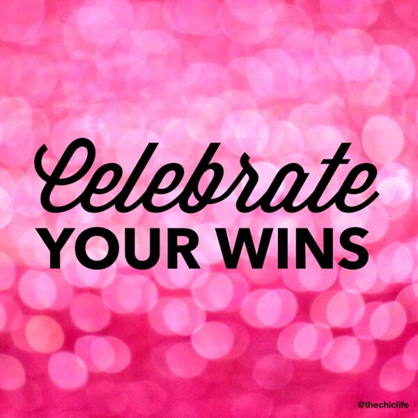 Celebrate Your Wins {End of Year Reflections}