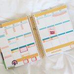 Planner Decorations November 2016 {Erin Condren Vertical}