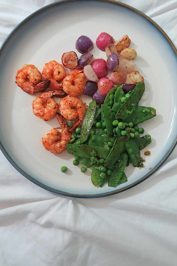 Roasted Spiced Shrimp Recipe
