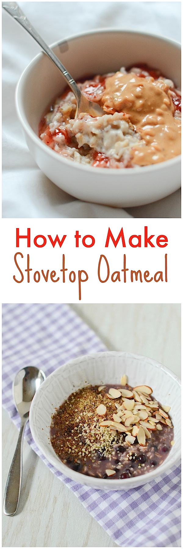 How to Make Stovetop Oatmeal: 5 Tips