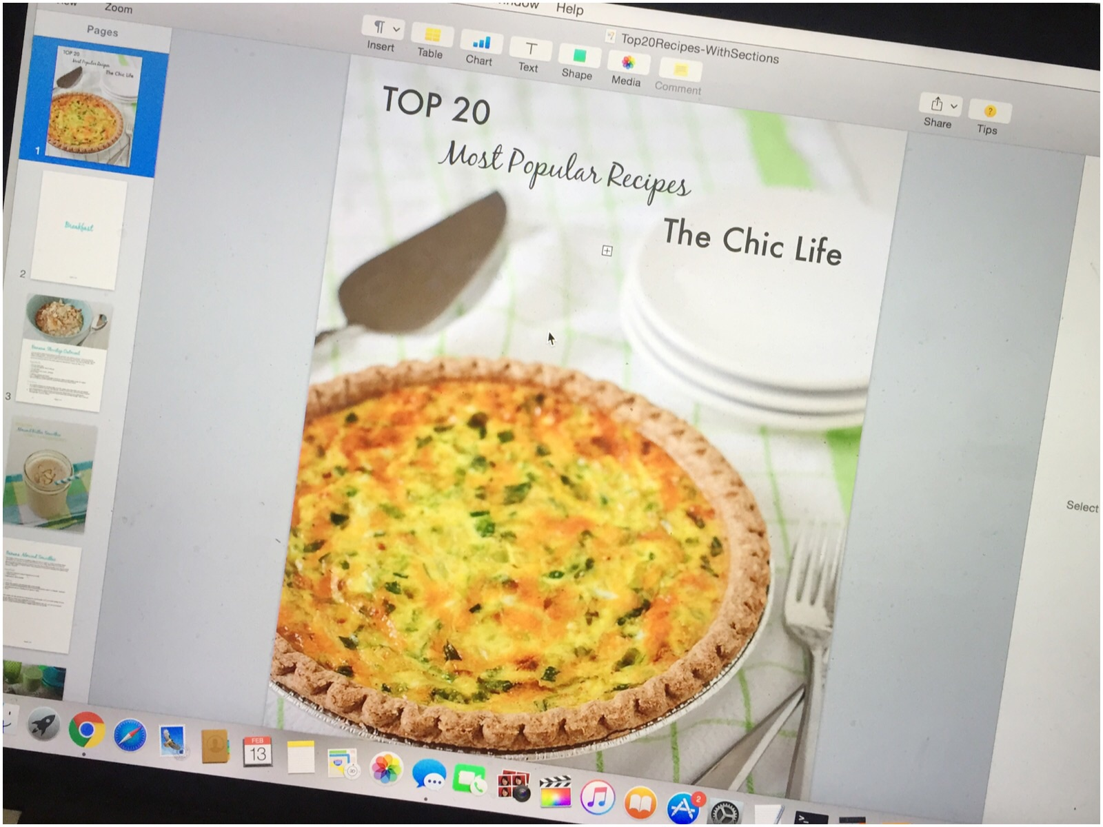 New Recipe E-Book Is Ready!