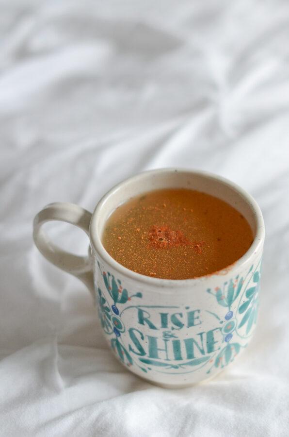 Apple Cider Vinegar Tea Recipe à la Angie