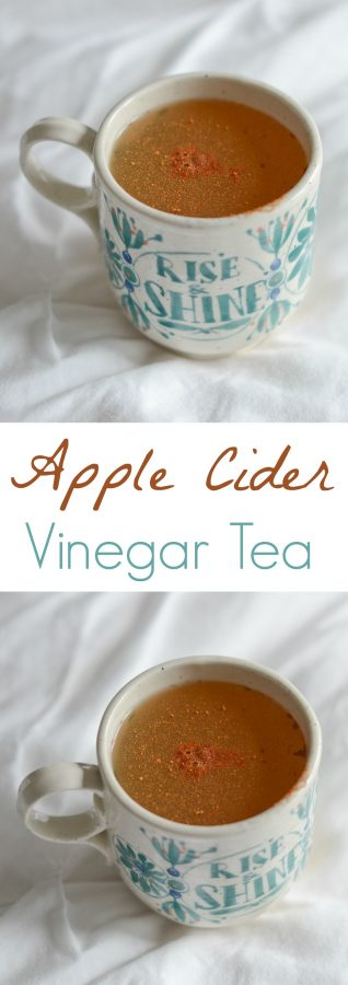 Apple Cider Vinegar Tea Recipe