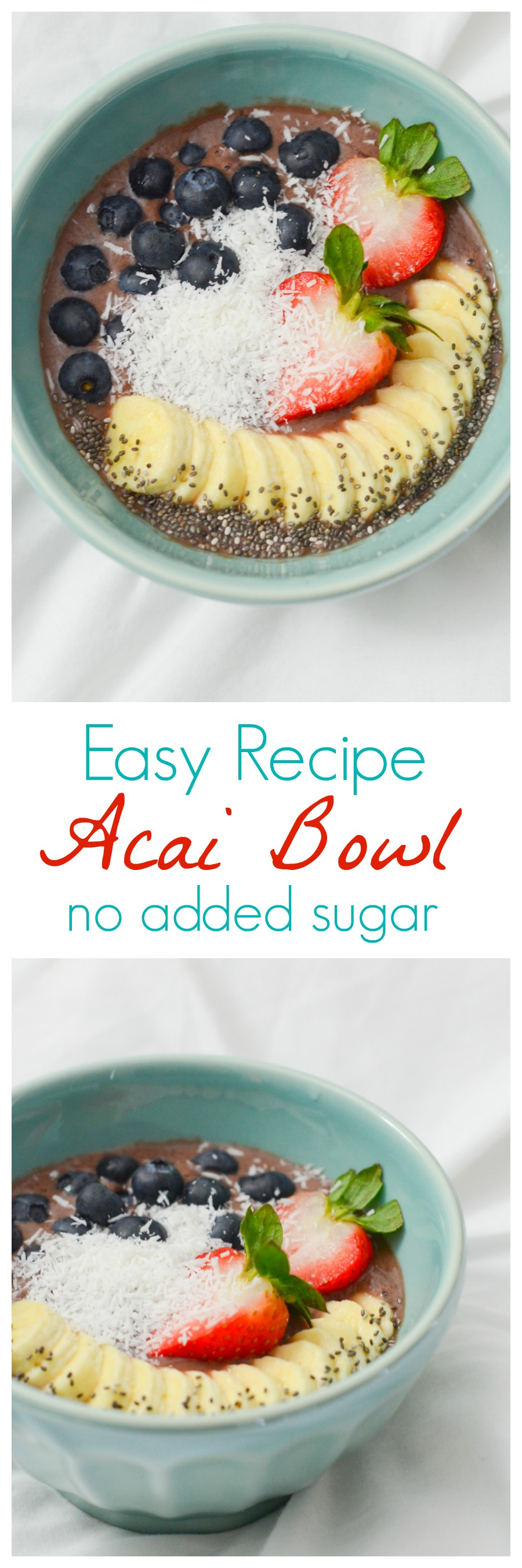 Easy Acai Bowl Recipe Clean Eats