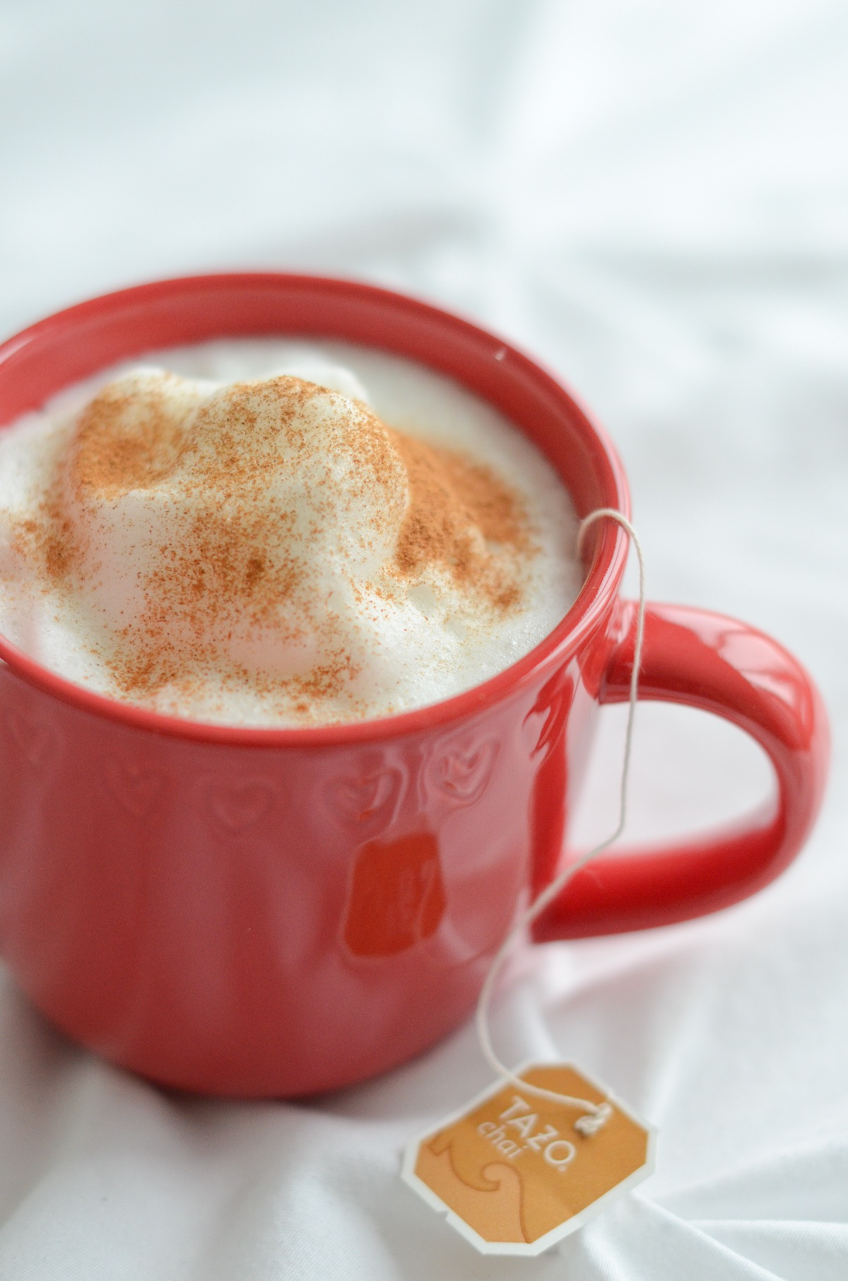 Healthy Chai Tea Latte Recipe - The Chic Life
