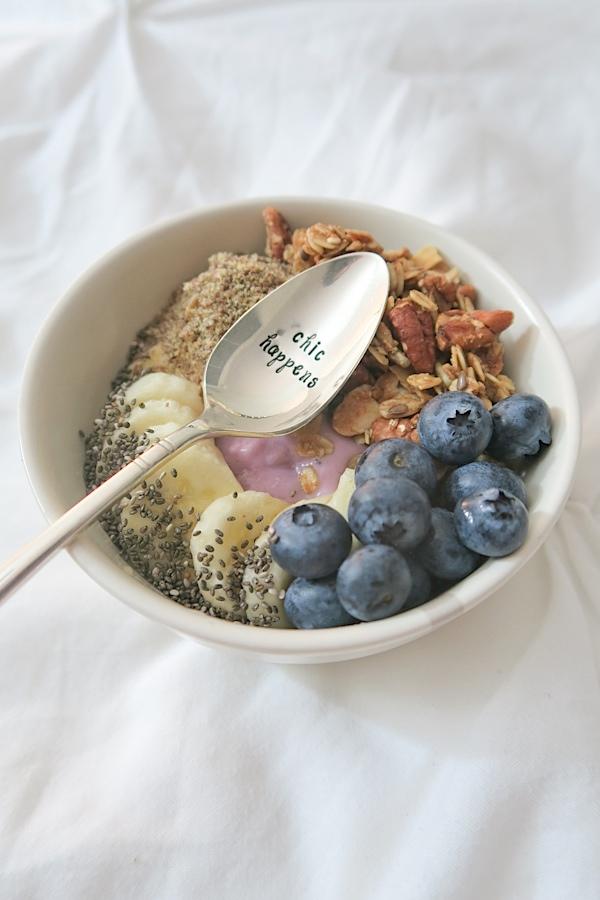 Yogurt Bowl: Breakfast or Dessert?
