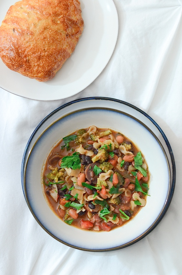 3 Bean Italian Soup Recipe