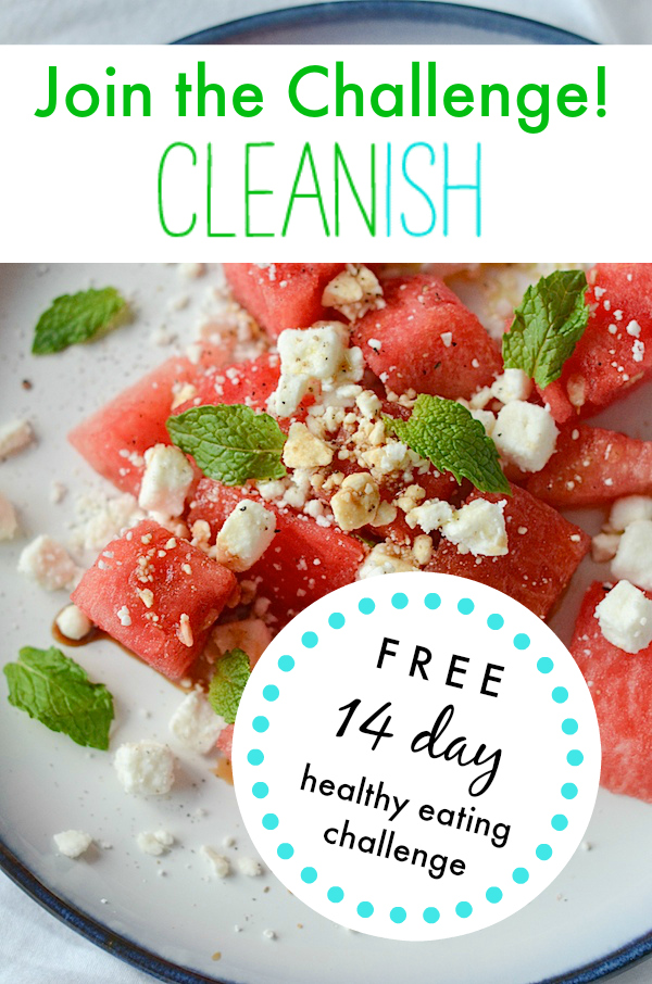 Join the Free Cleanish Challenge