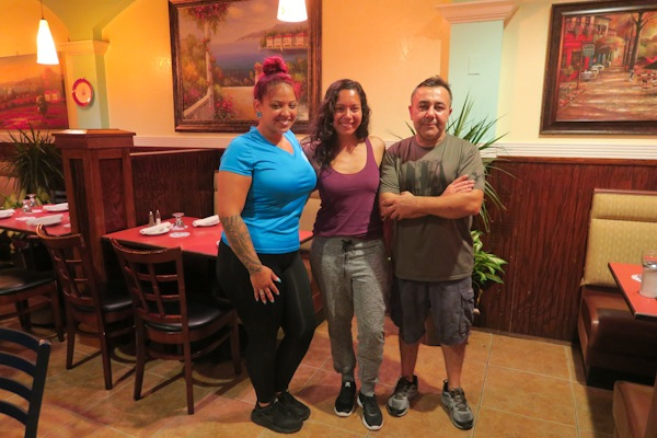 Sisters in Tampa: Day 3 (Bayshore Mediterreanean Grill)