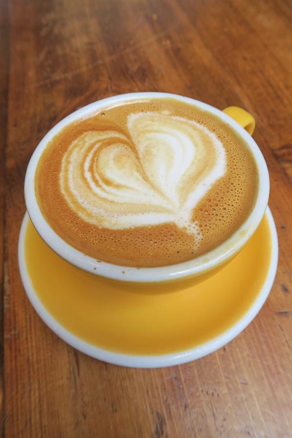 Cafe Mogador, Devocion Coffee, and Williamsburg Park