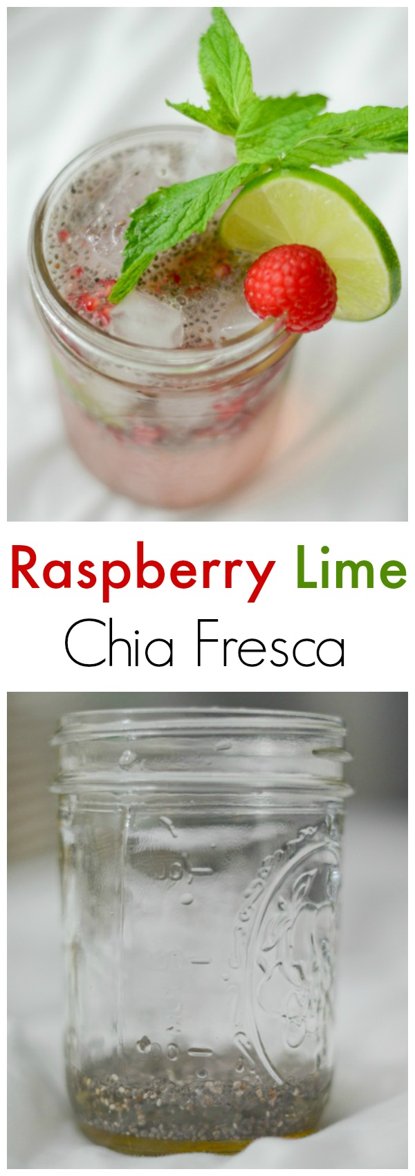 Hope you enjoy this Raspberry Lime Chia Fresca Drink Recipe. Thanks ...