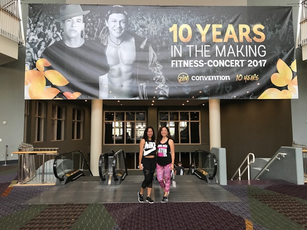 Zumba Convention 2017 VLOG: Travel to Orlando, FL and Day 1