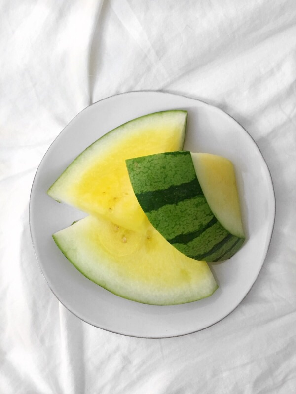Is Yellow Watermelon Natural?