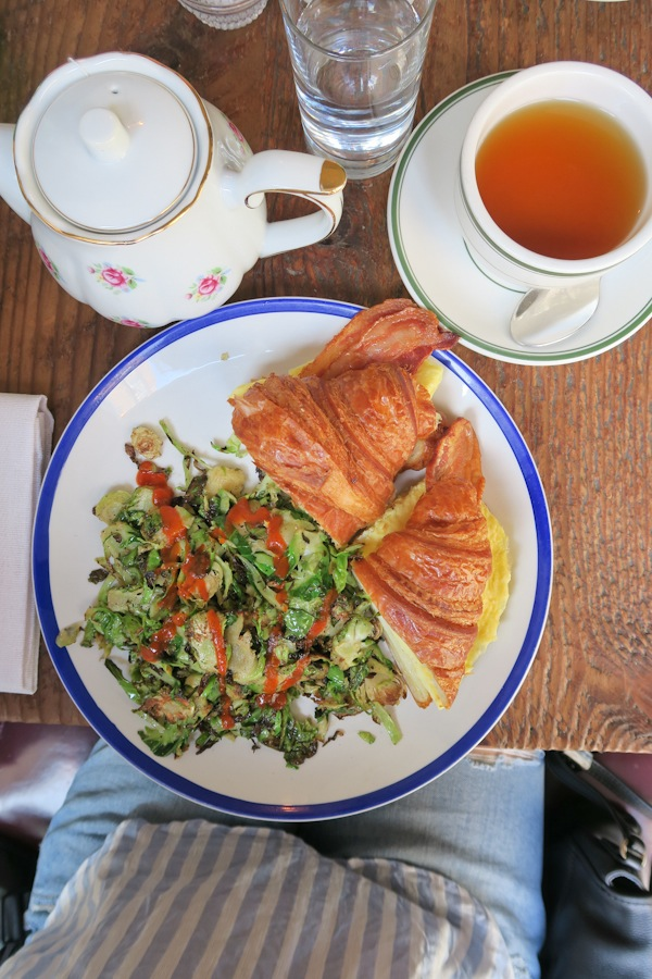 What to Do in NYC: Brunch at Joseph Leonard *VIDEO*