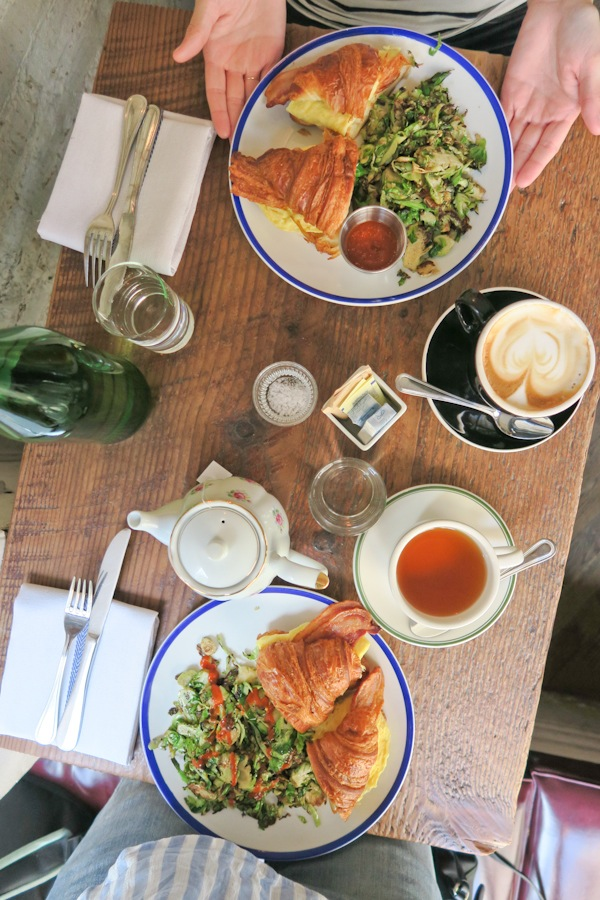 What to Do in NYC #1: Brunch at Joseph Leonard *VIDEO*