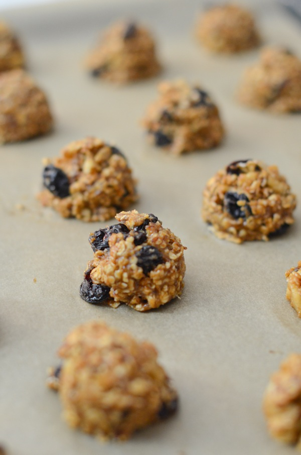 Healthy Breakfast Cookies Recipe | Whole Grain Tart Cherry