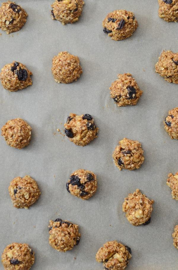 Healthy Breakfast Cookies Recipe   Whole Grain Tart Cherry