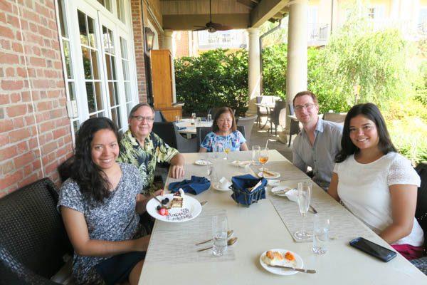 Kiawah Birthday Trip 2017 (Days 4-6): Beach Biking & Workout, Spa & Jasmine Porch at The Sanctuary