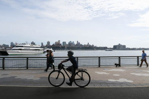 Biking to Williamsburg | Overcoming Setbacks Chat | Eats