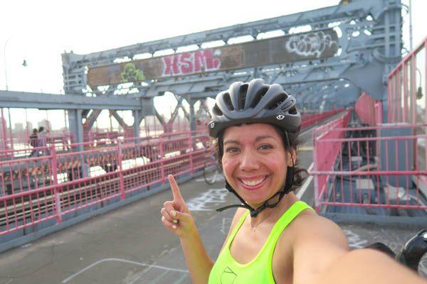 Biking to Williamsburg | Overcoming Setbacks Chat | Eats