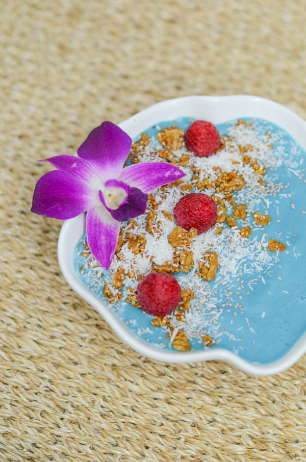 Mermaid Smoothie Bowl Recipe and How-To Video   Natural Colors